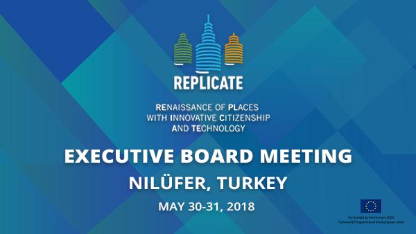 Executive Board Meeting at Nilüfer this May 30, 2018