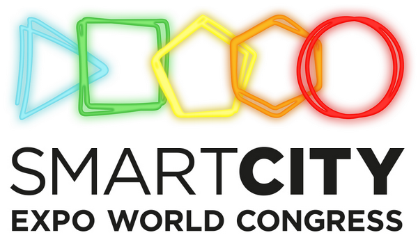 Resultado de imagen de logo smart city expo world congress