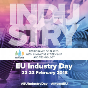 EU Industry Day 2018 - Project Replicate
