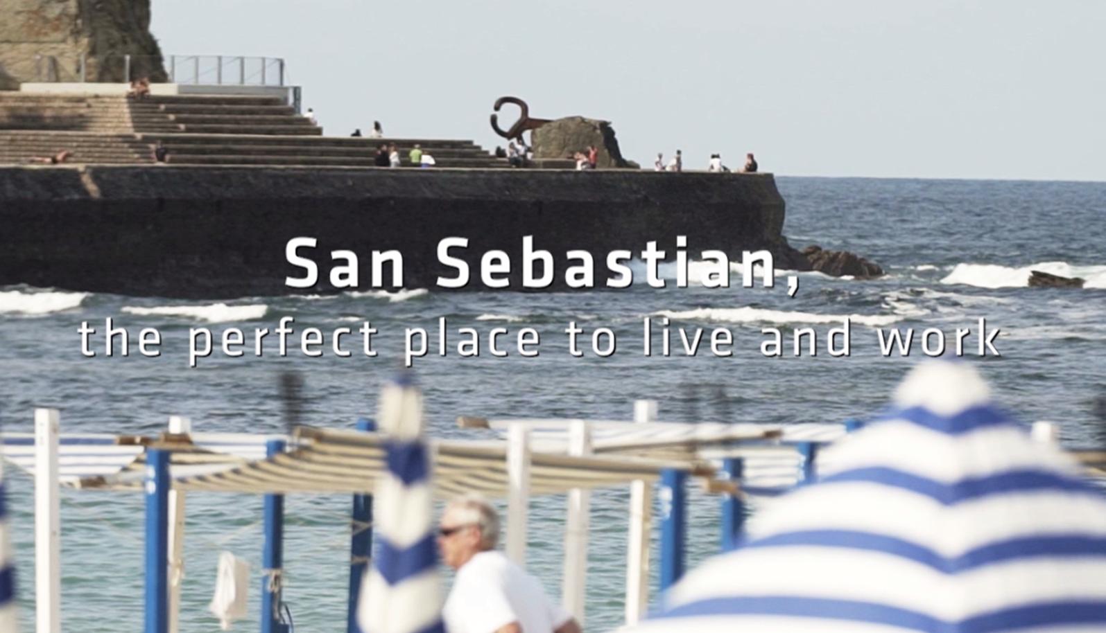 San Sebastian video 2018 thumbnail