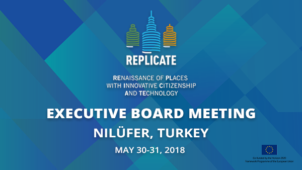 Executive Board Meeting at Nilüfer this May 30, 2018